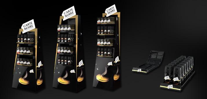 Carte Noire na półkach polskich sklepów