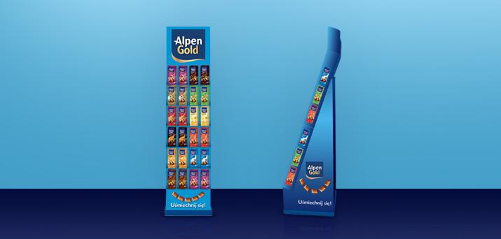 Nowa twarz Alpen Gold