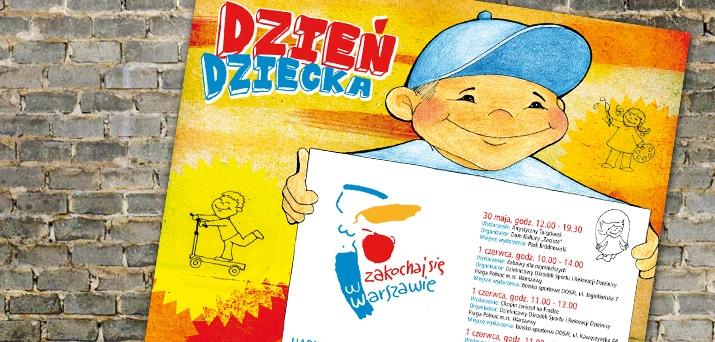 Dzień Dziecka w warszawskim Urzędzie Miasta