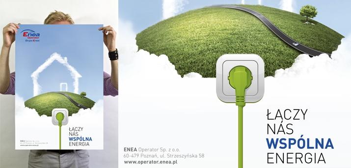 Fresh Studio kreuje wizerunek Enea Operator