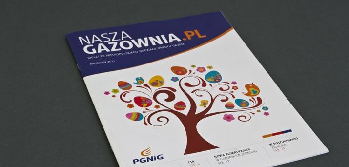 Nasza Gazownia w wersji drukowanej