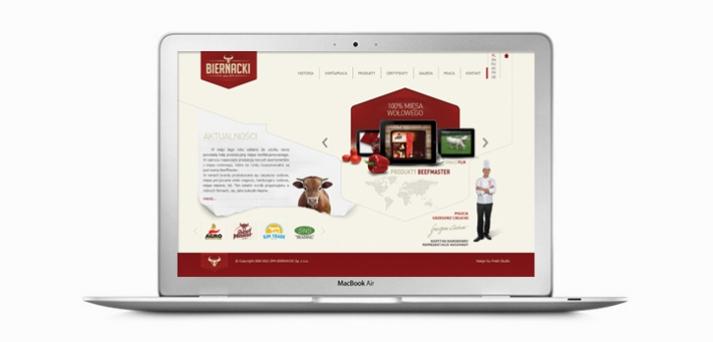 Zakłady Mięsne Biernacki zmieniają wizerunek
