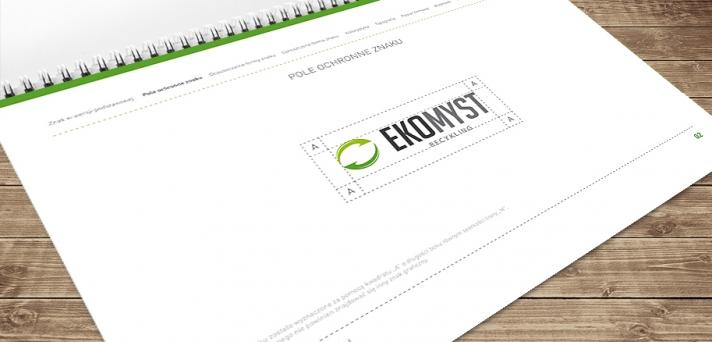 Zmiana wizerunku firmy Ekomyst